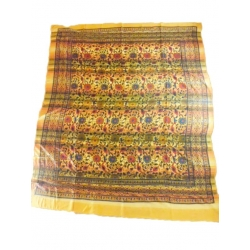Sunflower Tree Ethnic Throw