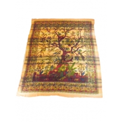 Tree of Life Ethnic Throw