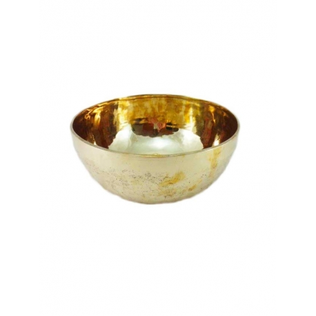 Handmade Seven Metals Tibetan Singing Bowl 1300-1400 gr