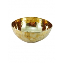 Handmade Seven Metals Tibetan Singing Bowl 2100-2200 gr